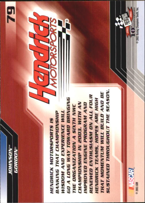 2003-Press-Pass-Racing-Eclipse-Stealth-Inserts-You-Pick-Buy-10-cards-FREE-SHIP thumbnail 191