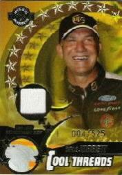 2003 Wheels American Thunder Cool Threads #CT7 Dale Jarrett