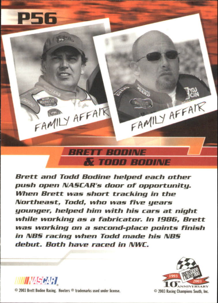 2003-Press-Pass-Racing-Eclipse-Stealth-Inserts-You-Pick-Buy-10-cards-FREE-SHIP thumbnail 269
