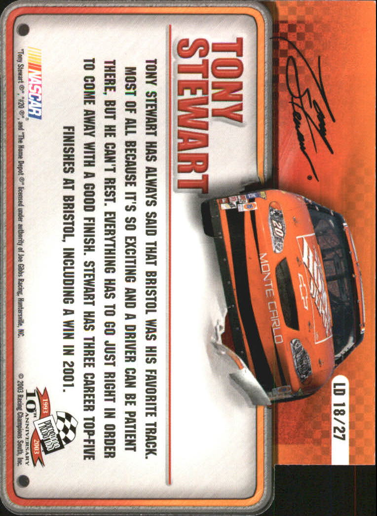 2003-Press-Pass-Racing-Eclipse-Stealth-Inserts-You-Pick-Buy-10-cards-FREE-SHIP thumbnail 333