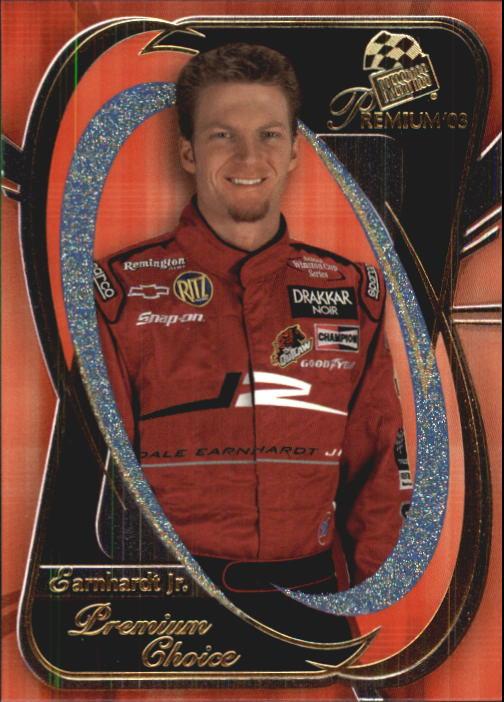 2003 Press Pass Premium #70 Dale Earnhardt Jr.PC