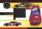 2003 Press Pass Burning Rubber Cars #BRT10 Dale Earnhardt Jr.'s Car