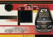 2003 Press Pass Burning Rubber Cars #BRT16 Dale Earnhardt's Car