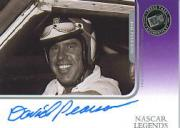 2004 Press Pass Signings #50 David Pearson P/S/T/V