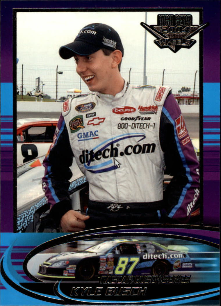 2004 Wheels High Gear #45 Kyle Busch RC