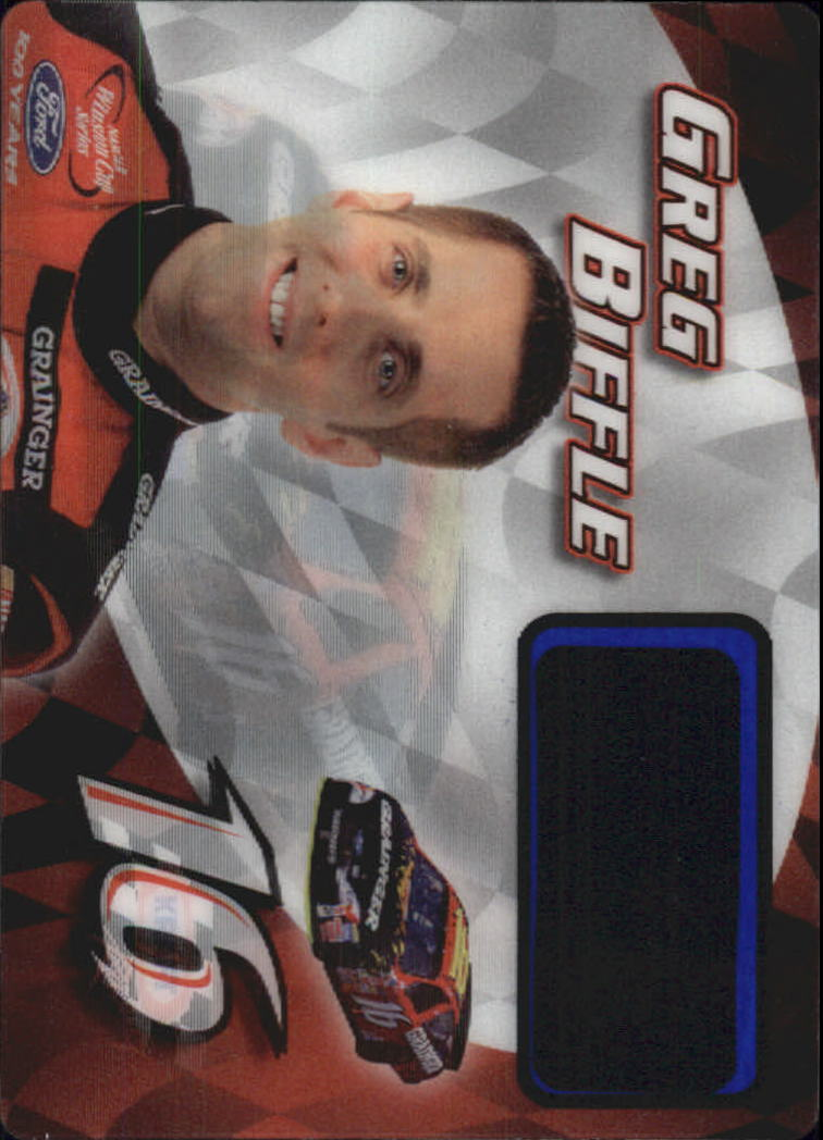 2004 Post Cereal #1 Greg Biffle