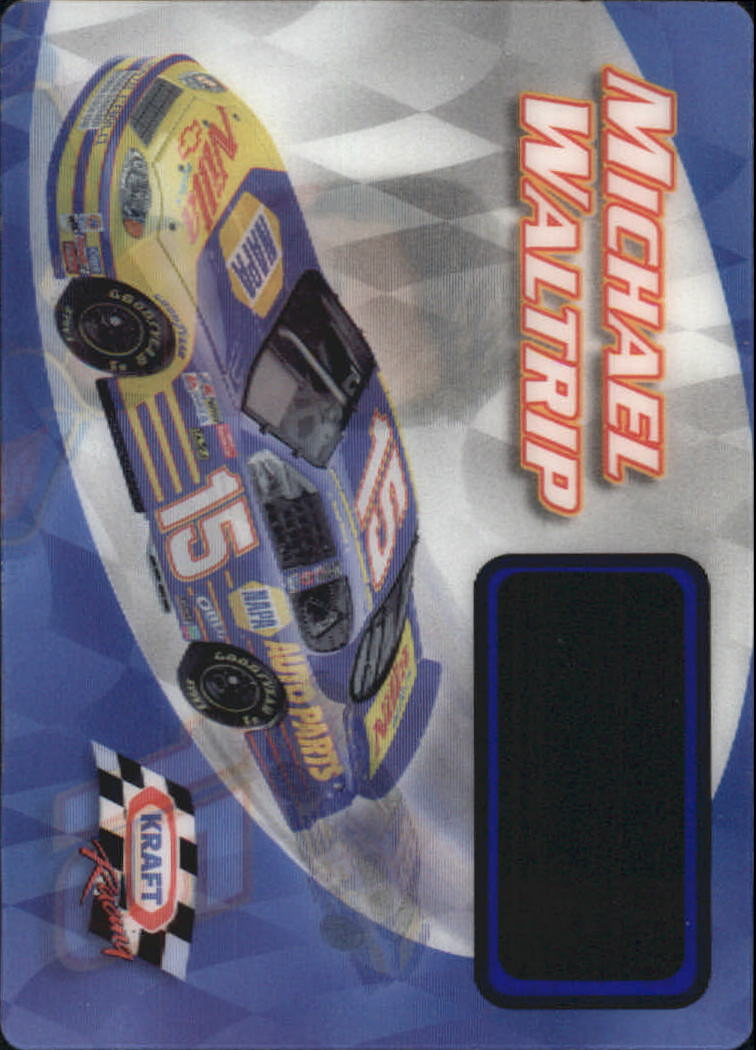 2004 Post Cereal #7 Michael Waltrip