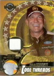 2004 Wheels American Thunder Cool Threads #CT5 Dale Jarrett