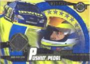 2004 Wheels American Thunder Pushin Pedal #PP4 Kurt Busch