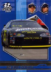 2004 Press Pass Stealth X-Ray #23 Brian Vickers' Car