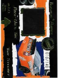 2004 Press Pass Burning Rubber Cars #BRT13 Tony Stewart's Car