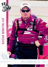 2004 Press Pass #9B Dale Earnhardt Jr. grand.