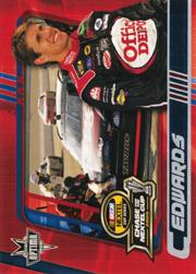 2005 Press Pass Optima #9B Carl Edwards Cup Chase