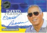 2005 Press Pass Autographs #46 David Pearson E/P