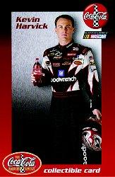 2005 Coca-Cola Racing Family AutoZone #4 Kevin Harvick