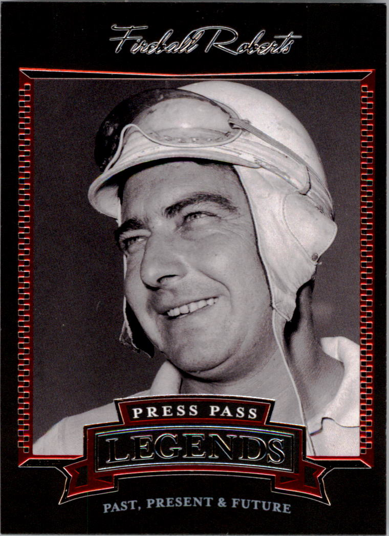 2005 Press Pass Legends #3 Fireball Roberts