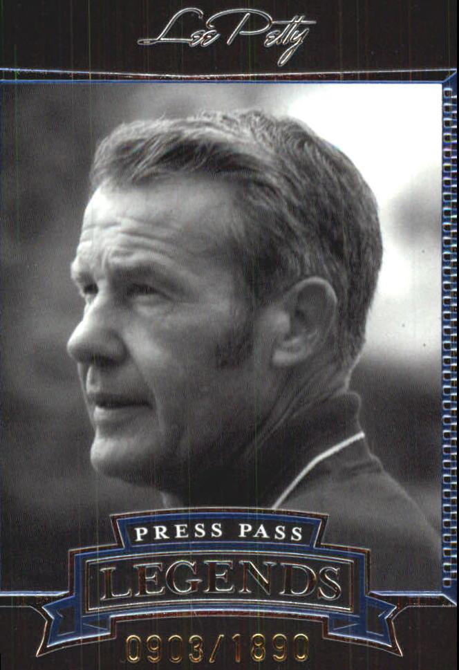 2005 Press Pass Legends Blue #1B Lee Petty