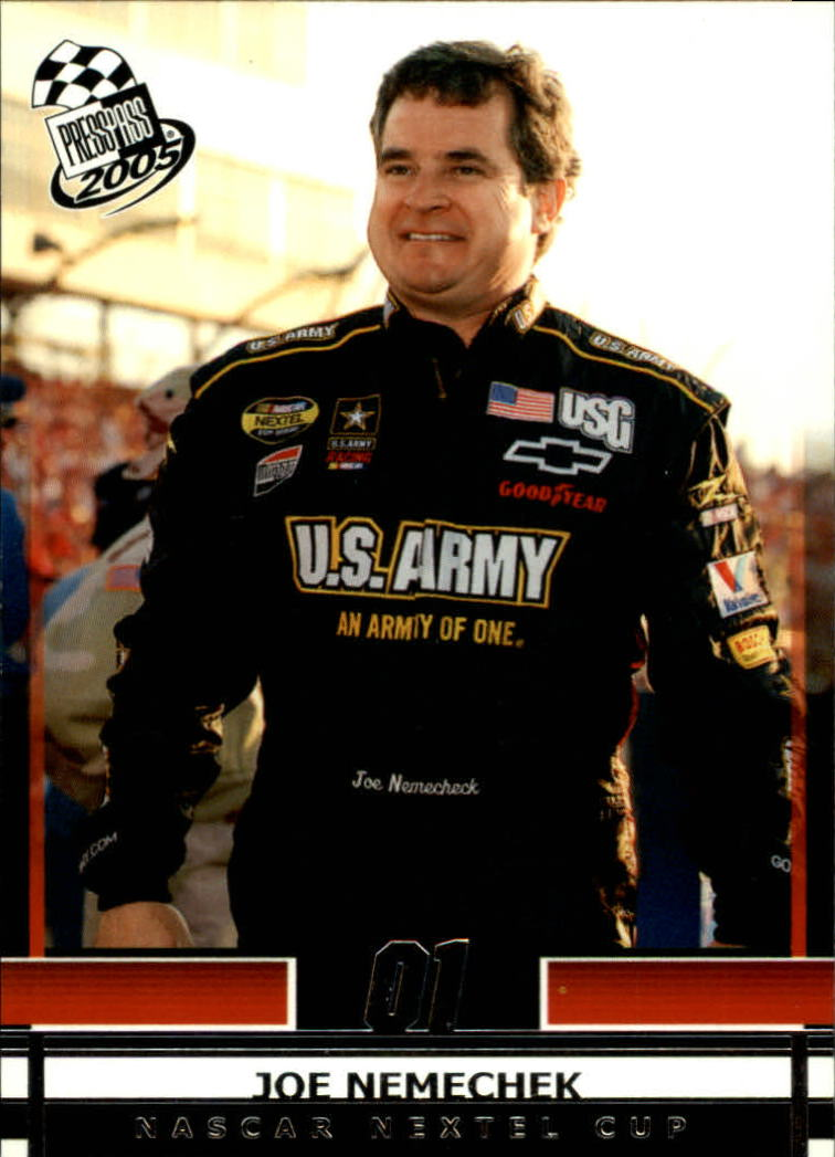 2005 Press Pass #2 Joe Nemechek