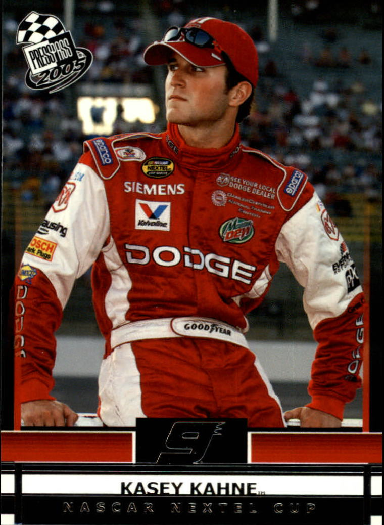 2005 Press Pass #7 Kasey Kahne