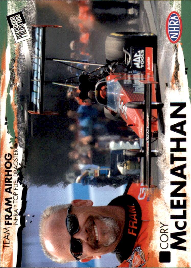 2005 Press Pass NHRA #8 Cory McLenathan RC