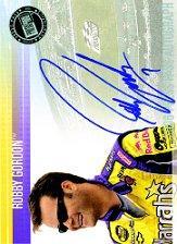 2006 Press Pass Autographs #17 Robby Gordon NC
