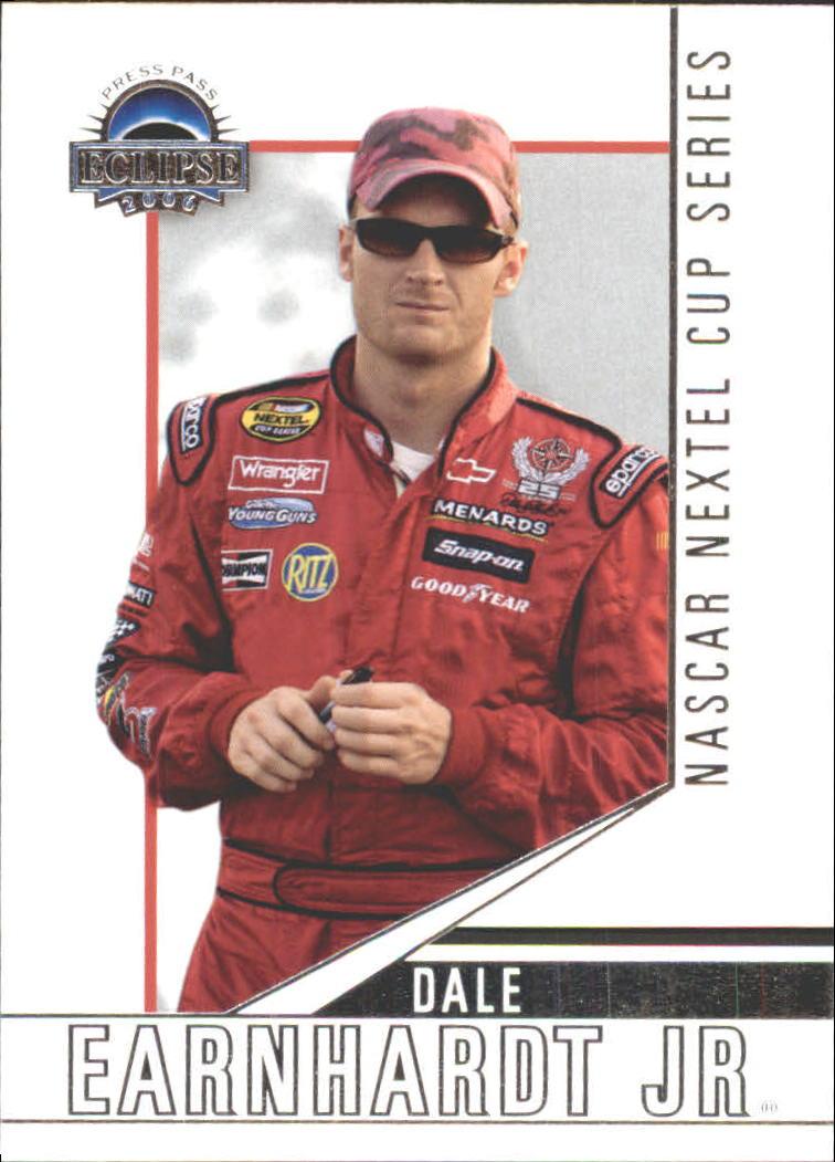 2006 Press Pass Eclipse #18 Dale Earnhardt Jr.