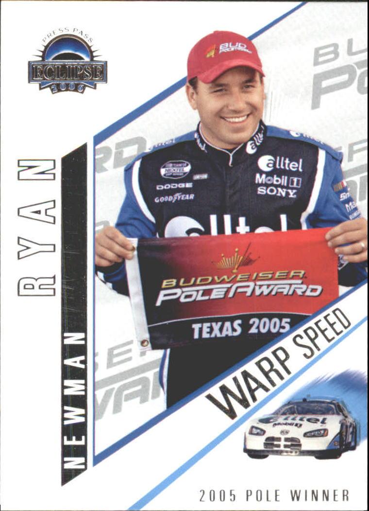 2006 Press Pass Eclipse #39 Ryan Newman WS