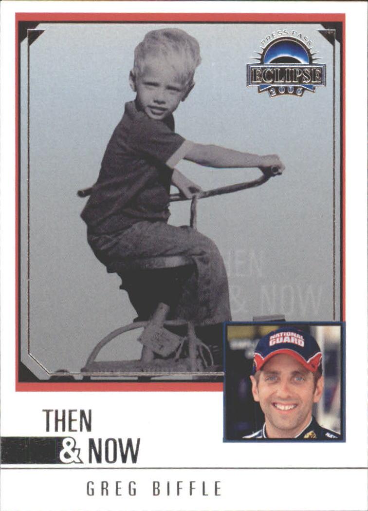2006 Press Pass Eclipse #61 Greg Biffle TN