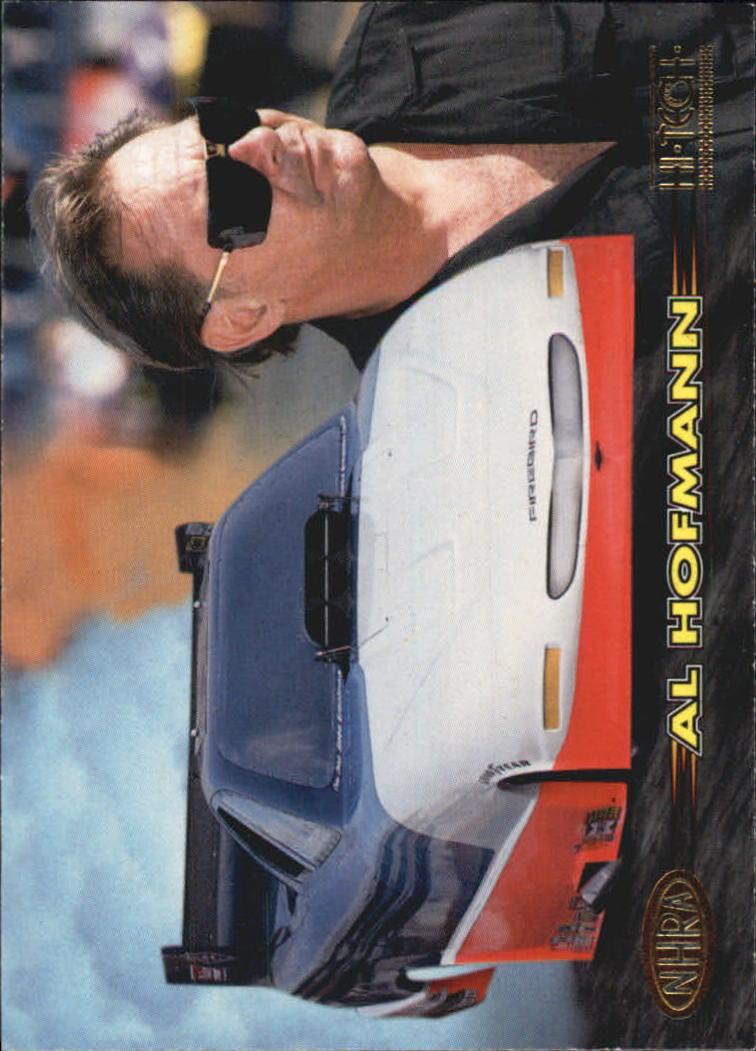 1997 Hi-Tech NHRA #HT17 Al Hofmann