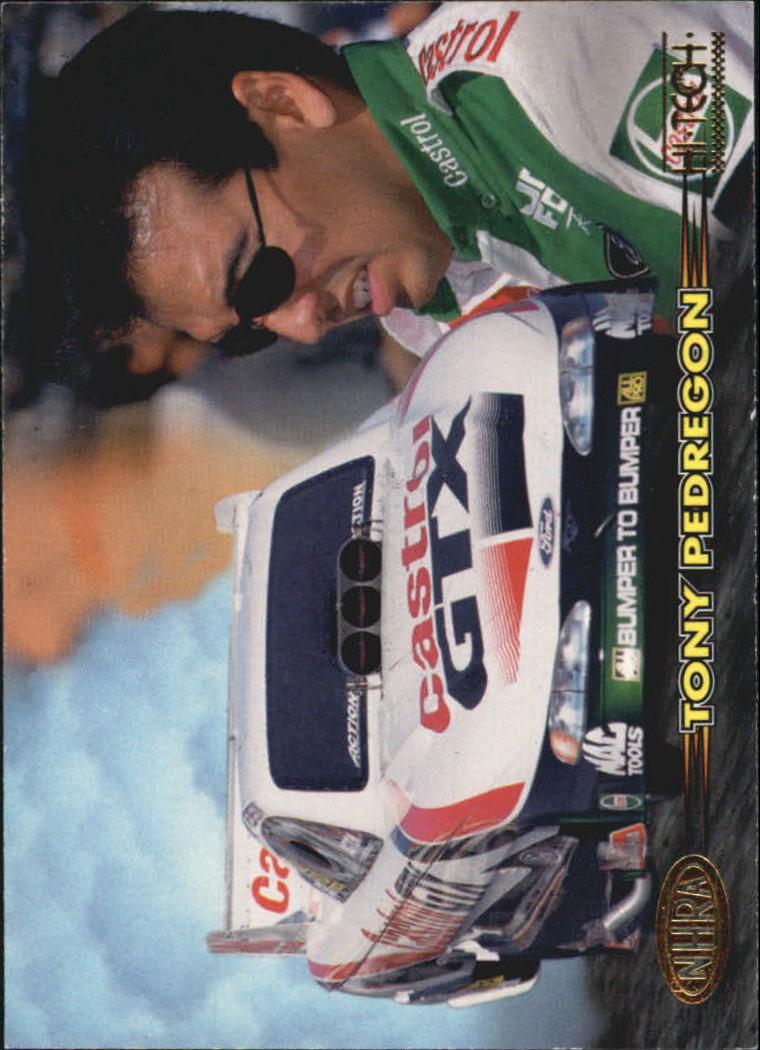 1997 Hi-Tech NHRA #HT21 Tony Pedregon