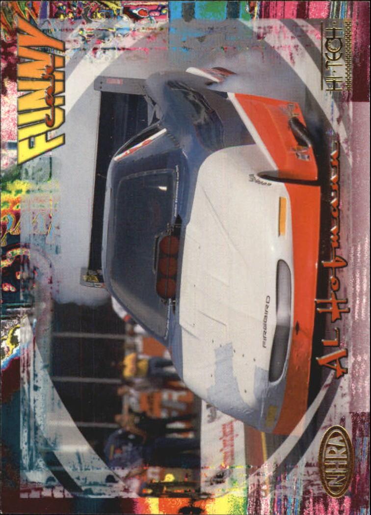 1997 Hi-Tech NHRA Funny Car #FC5 Al Hofmann