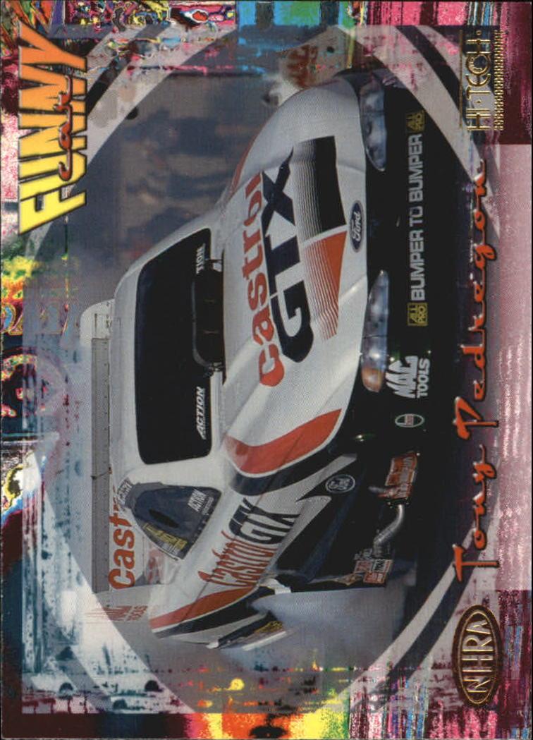 1997 Hi-Tech NHRA Funny Car #FC10 Tony Pedregon