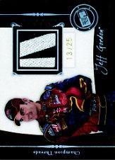 2006 Press Pass Legends Champion Threads Patch #CTJG Jeff Gordon