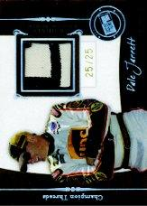 2006 Press Pass Legends Champion Threads Patch #CTDJ Dale Jarrett