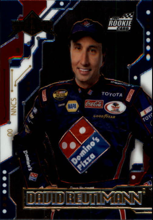 2007 Press Pass Stealth #34 David Reutimann RC