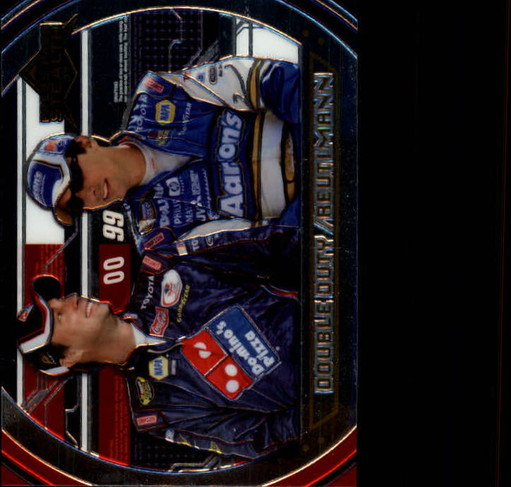 2007 Press Pass Stealth #76 David Reutimann DD