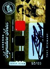 2007 Press Pass Legends Signature Series #TS Tony Stewart