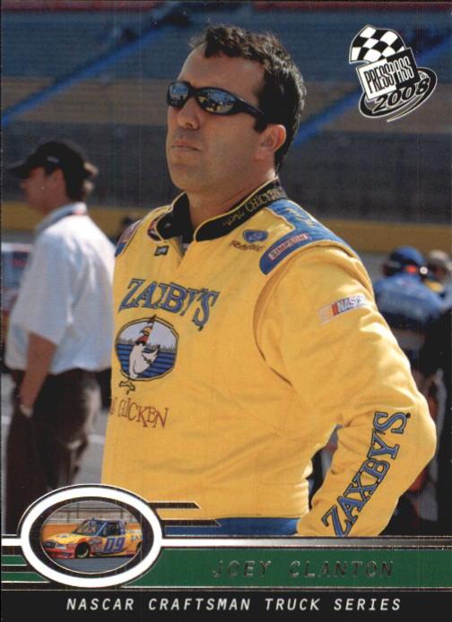 2008 Press Pass #54 Joey Clanton CTS RC