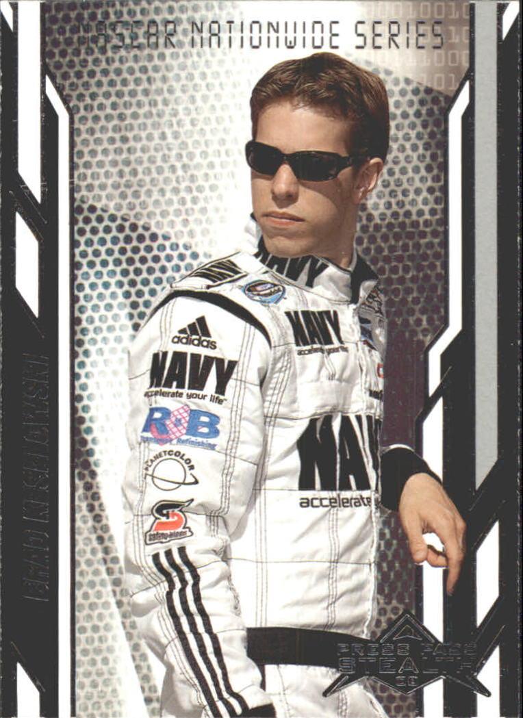 2008 Press Pass Stealth #43 Brad Keselowski NNS RC