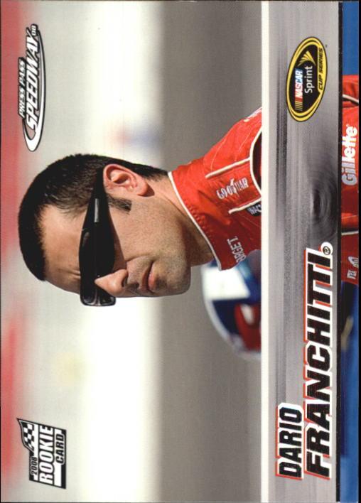 2008 Press Pass Speedway #14 Dario Franchitti RC