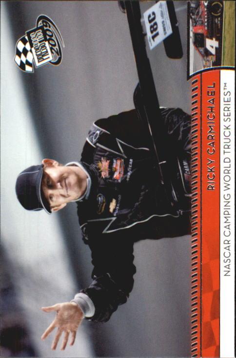 2009 Press Pass #168 Ricky Carmichael CTS RC