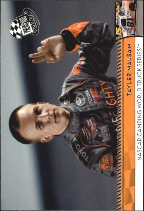 2009 Press Pass #171 Tayler Malsam CTS RC