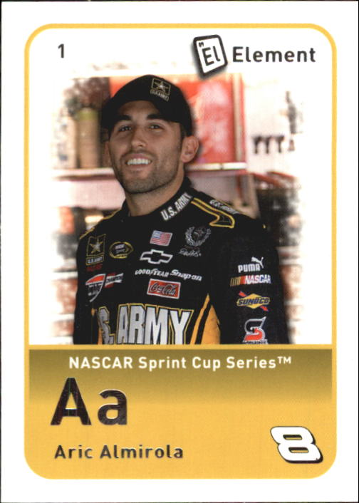 2009 Element #1 Aric Almirola