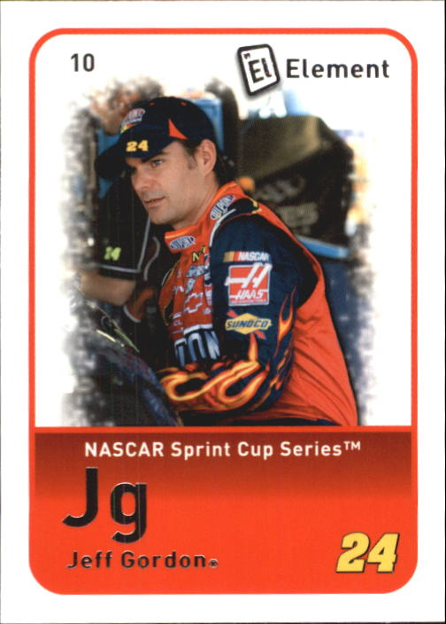 2009 Element #10 Jeff Gordon