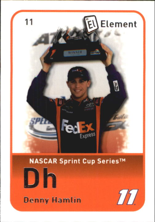 2009 Element #11 Denny Hamlin