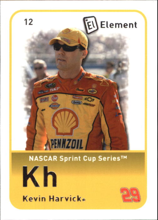 2009 Element #12 Kevin Harvick