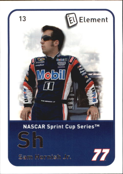 2009 Element #13 Sam Hornish Jr.