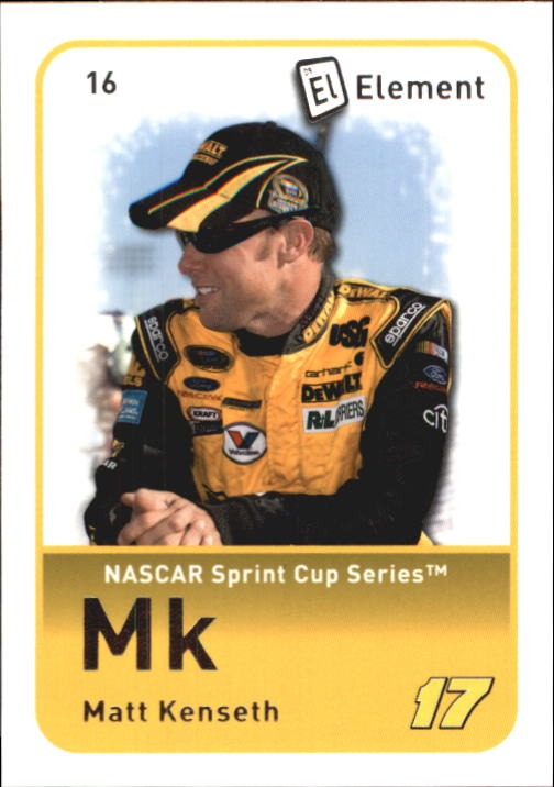 2009 Element #16 Matt Kenseth