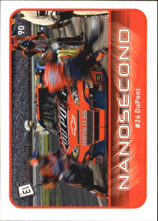 2009 Element #90 Jeff Gordon's Car N