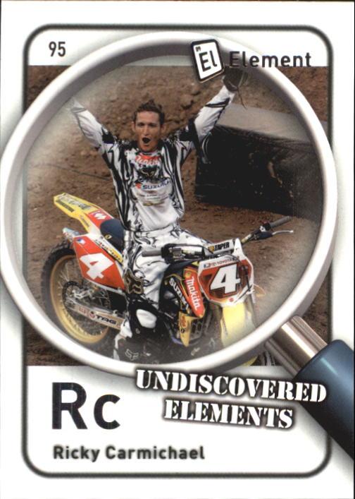 2009 Element #95 Ricky Carmichael RC